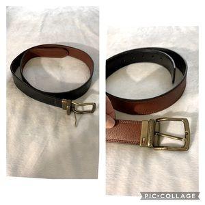 Tommy Hilfiger Men Reversible Belt